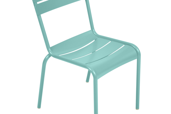 Luxembourg chaise Bleu-Lagoon