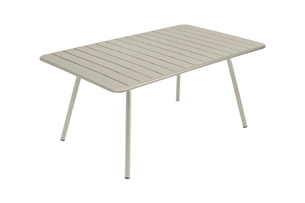 Luxembourg tafel 1365 x 1 m.  Gris-agrille
